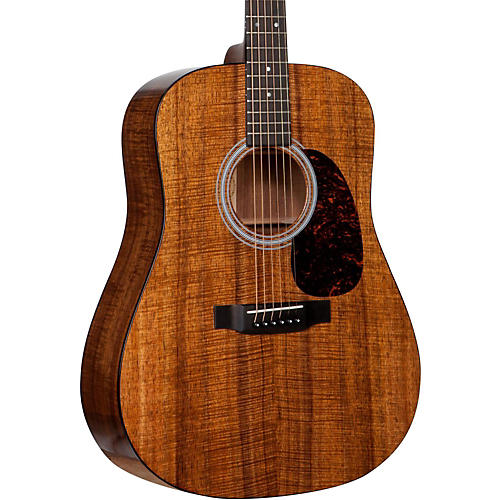 Martin GC-MMVK2 Custom 14 Fret Dreadnought Koa Top, Back and Sides Acoustic Guitar thumbnail