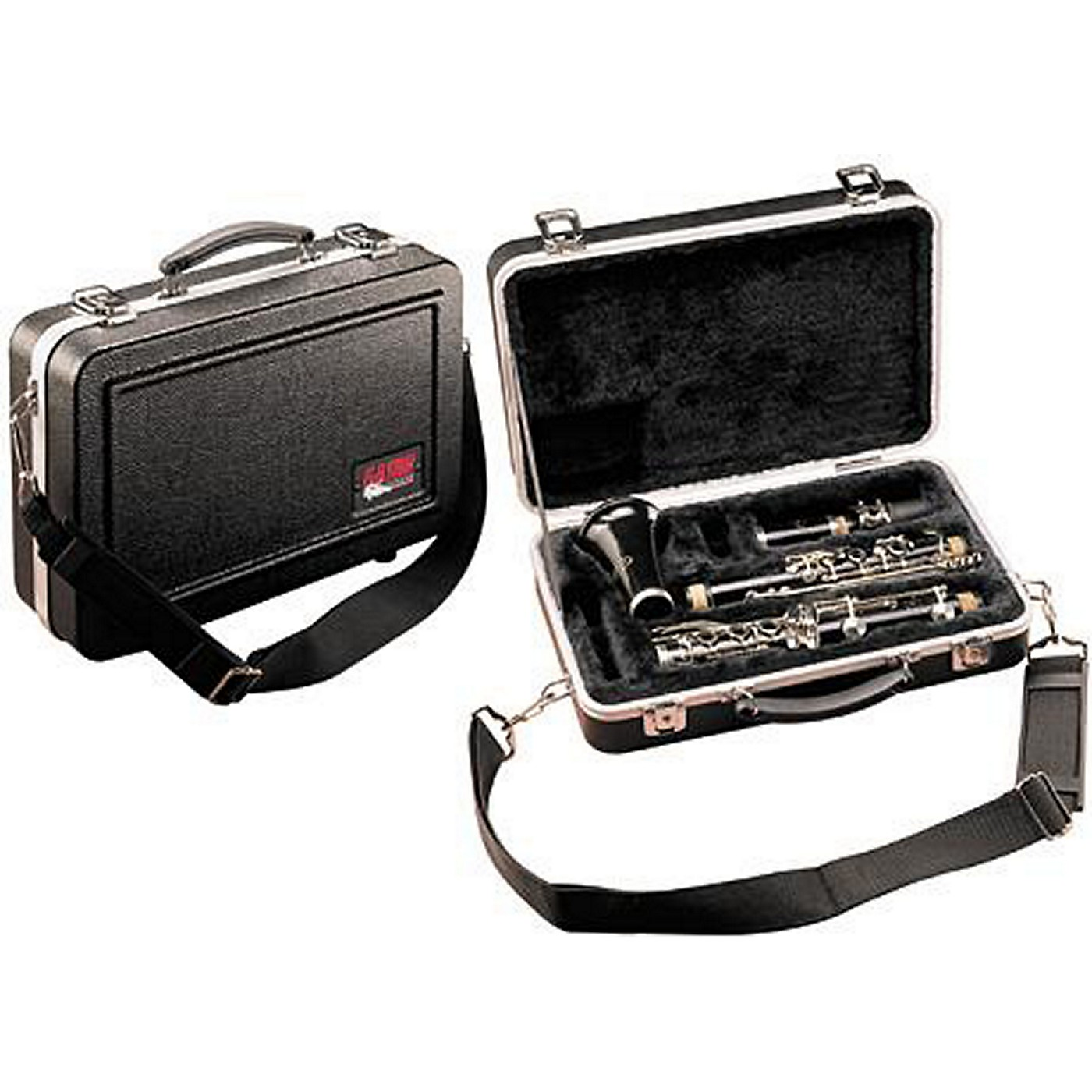Gator GC Series Deluxe ABS Clarinet Case thumbnail