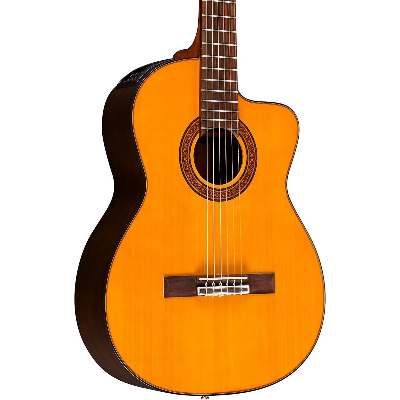 Takamine GC5CE Classical Acoustic-Electric Guitar thumbnail