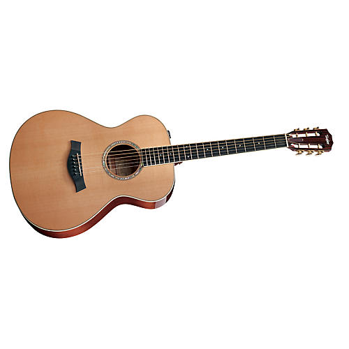 Taylor GC5e Mahogany/Cedar Grand Concert Acoustic-Electric Guitar-thumbnail
