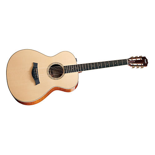 Taylor GC6e Maple/Spruce Grand Concert Acoustic-Electric Guitar-thumbnail
