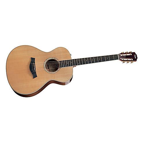 Taylor GC7e Rosewood/Cedar Grand Concert Acoustic-Electric Guitar-thumbnail