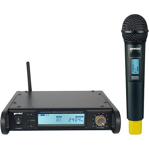 Gemini GDX-1000M Digital Wireless Microphone system thumbnail