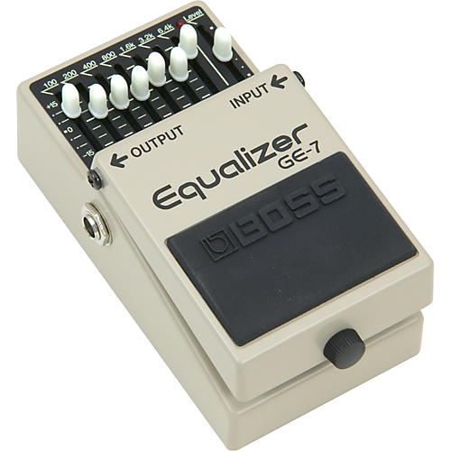 Boss GE-7 Equalizer Pedal-thumbnail