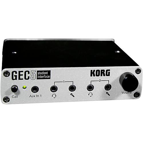 Korg GEC5 Group Education Controller - Student Unit thumbnail