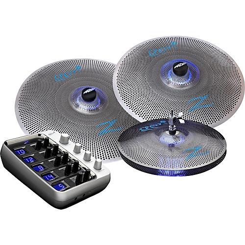 Zildjian GEN16 Acoustic-Electric Cymbal Pack 14, 18, 20 thumbnail