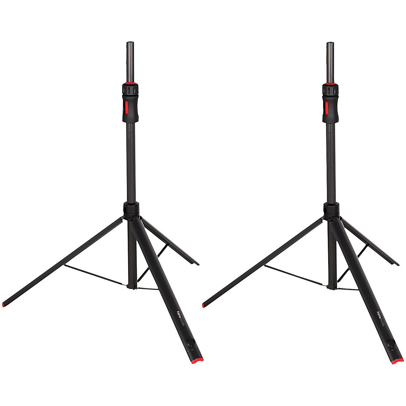 Gator GFW ID Series Speaker Stands With Bag (Pair) thumbnail