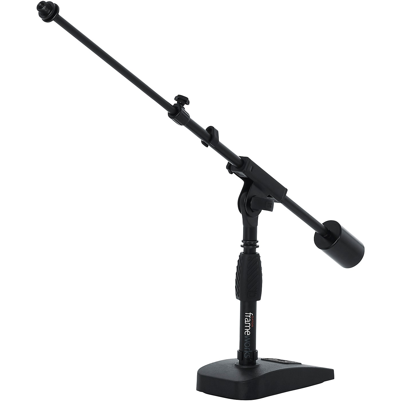 Gator GFW-MIC-0822 Telescoping Boom Mic Stand Desktop & Bass Drum thumbnail