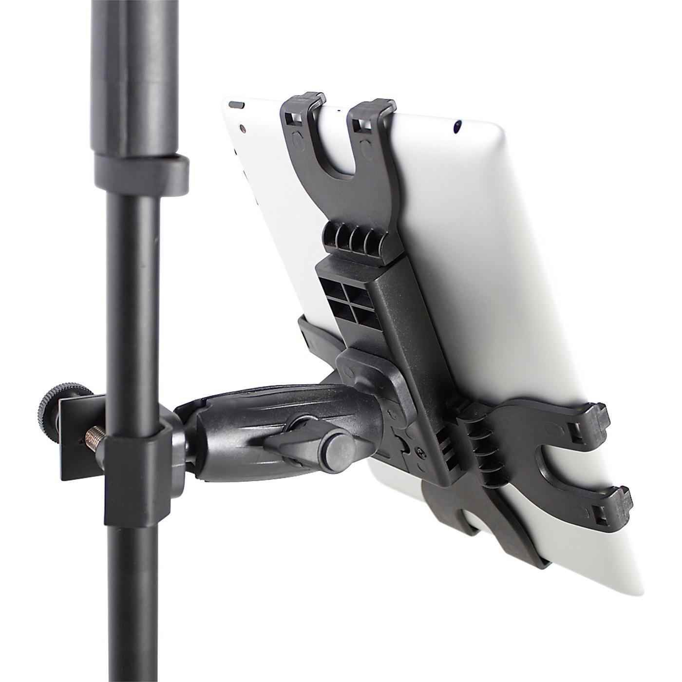Gator GFW-UTL-TBLTCLMP iPad Tablet Tray with Adjustable Clamp Mount thumbnail