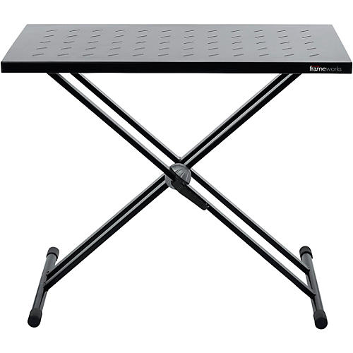 Gator GFW-UTL-XSTDTBLTOPSET Utility table top with double-X stand thumbnail