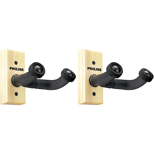 Proline GH1 Guitar Wall Hanger (2-Pack) thumbnail
