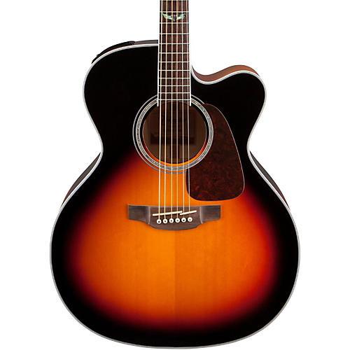 Takamine GJ72CE G Series Jumbo Cutaway Acoustic-Electric Guitar thumbnail