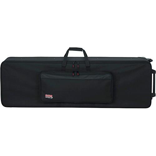 Gator GK-88 88-Key Lightweight Keyboard Case on Wheels thumbnail