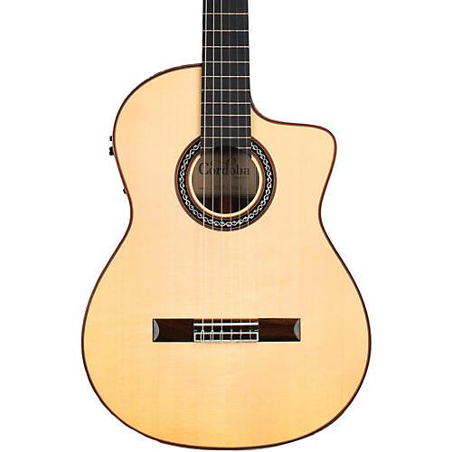 Cordoba GK Pro Negra Acoustic-Electric Guitar thumbnail