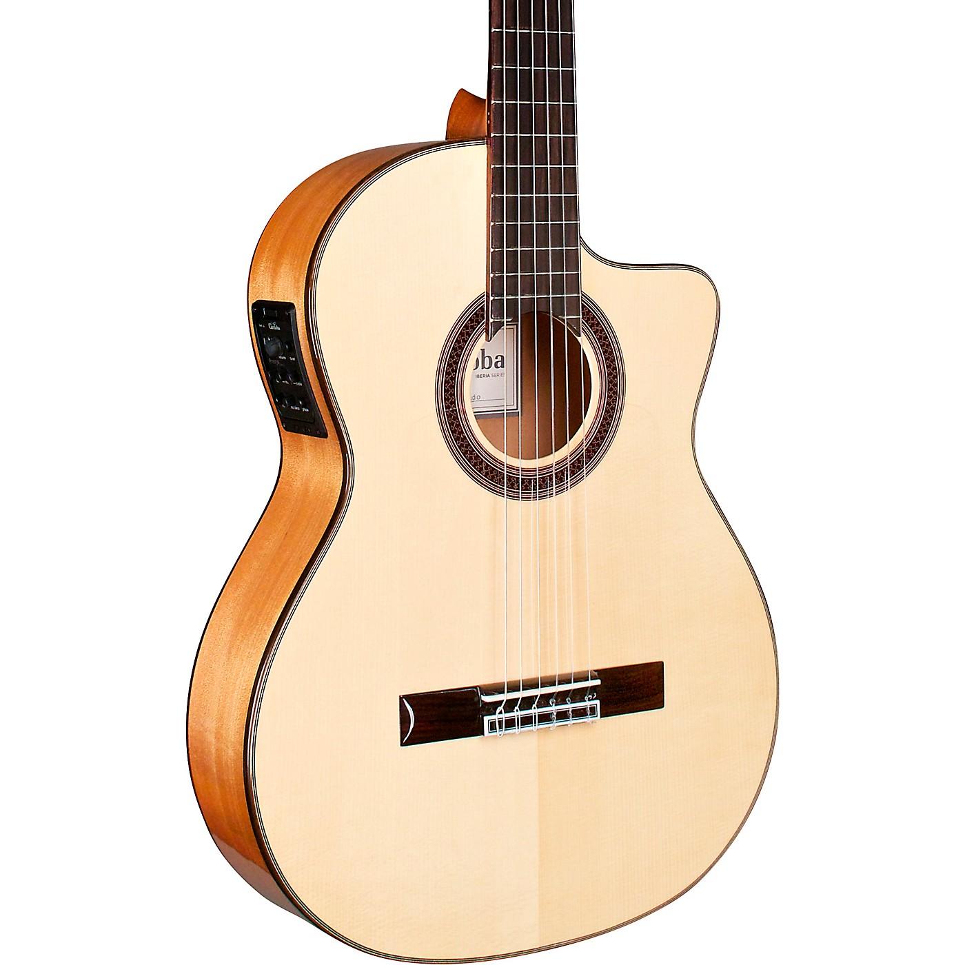 Cordoba GK Studio Flamenco Acoustic-Electric Guitar thumbnail