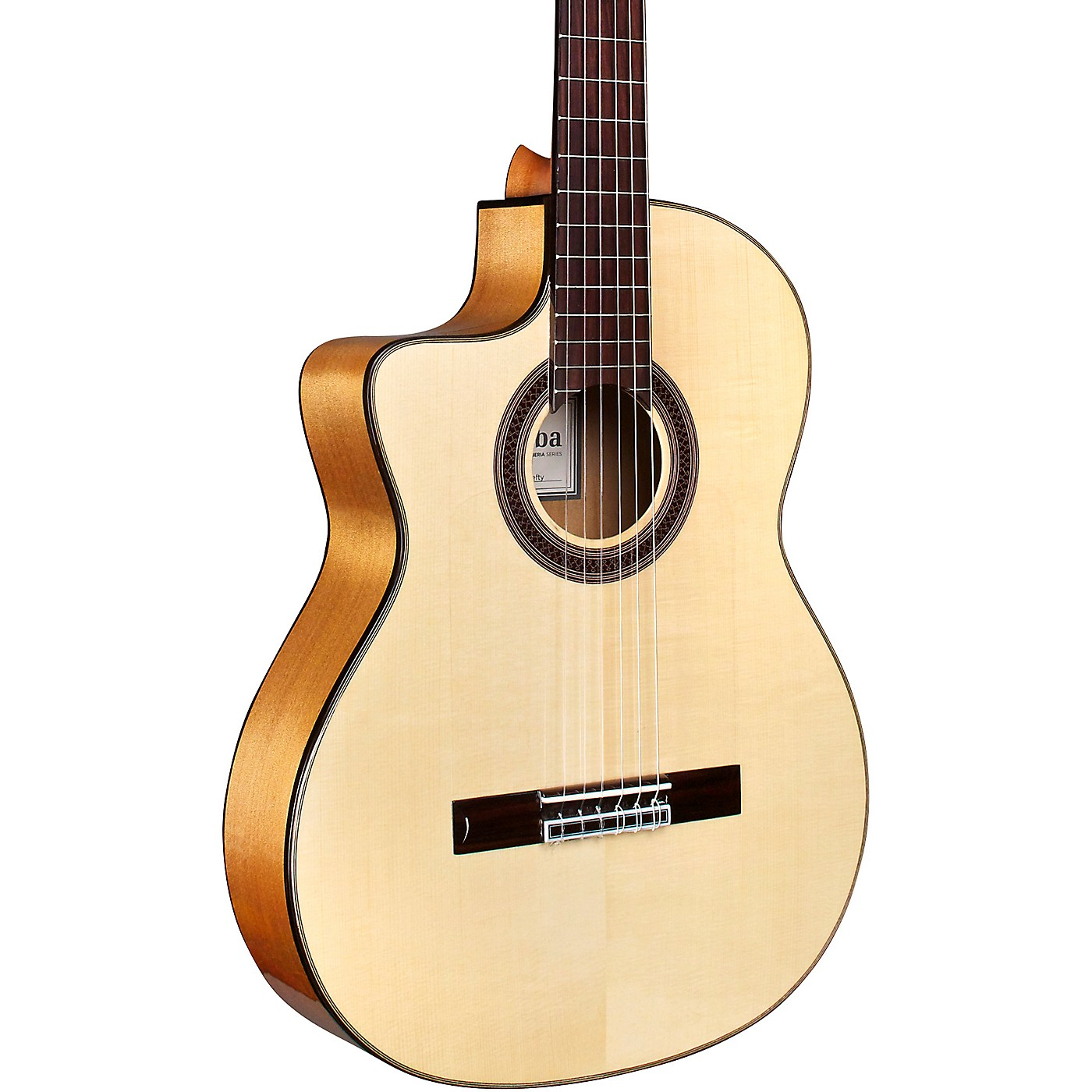 Cordoba GK Studio Left-Handed Flamenco Acoustic-Electric Guitar thumbnail