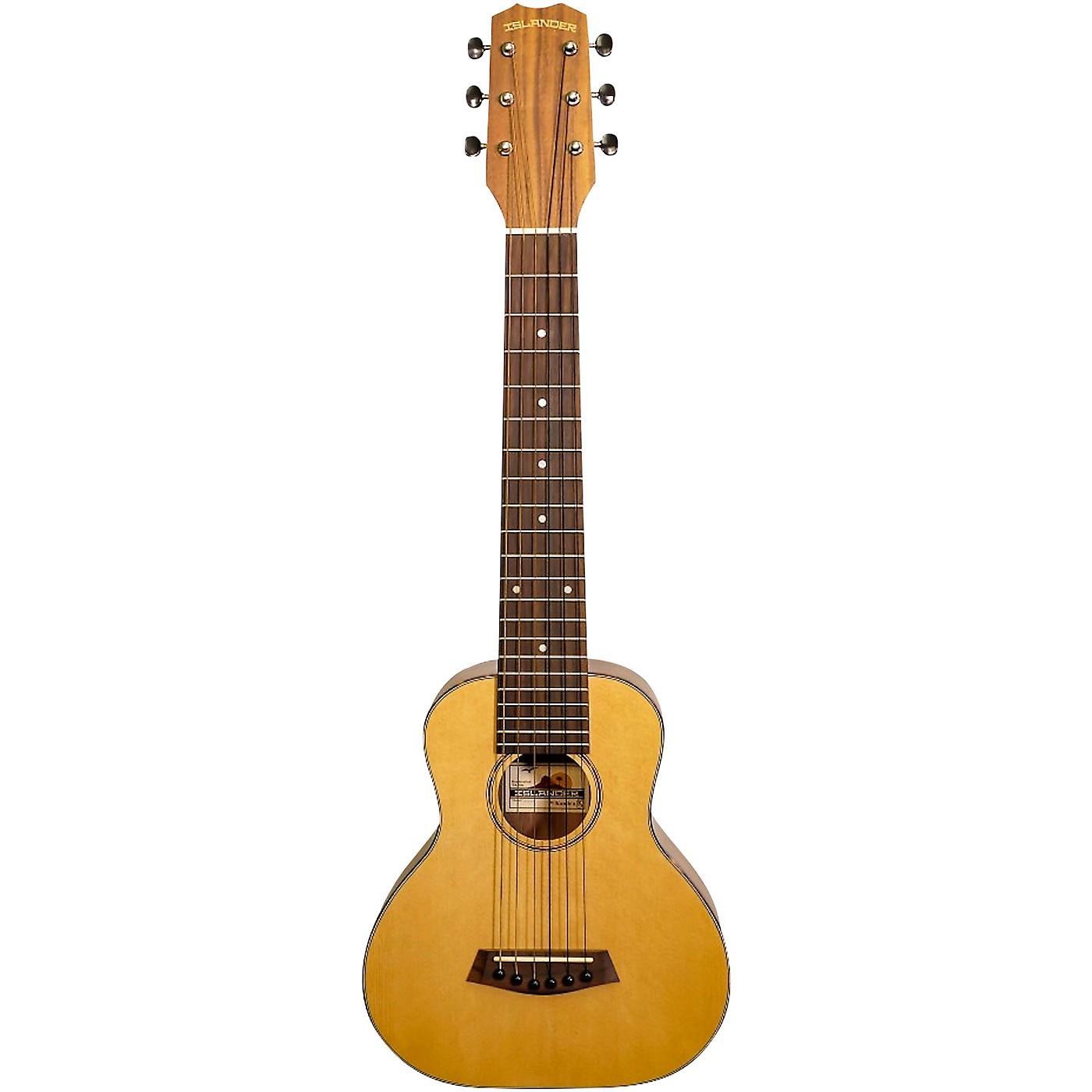 Islander GL6-SA Baritone Acoustic Guitarlele thumbnail