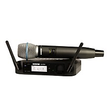 Shure GLX-D Wireless Vocal System with Beta 87A Mic
