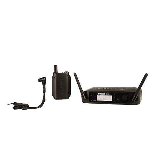 Shure GLX-D Wireless Vocal System with WB98H/C Mic thumbnail