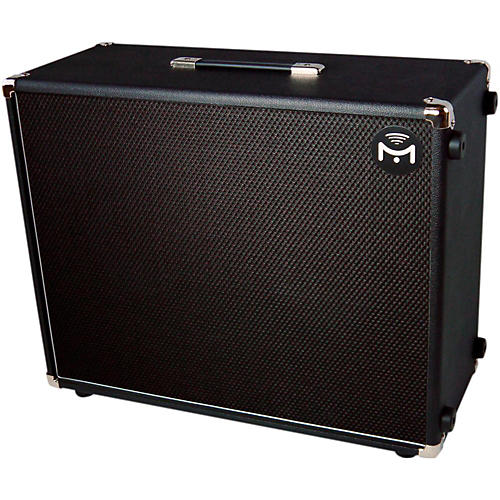 Mission Engineering GM2-BT Gemini II 2x12 220W Guitar Cabinet with Bluetooth Interface    thumbnail
