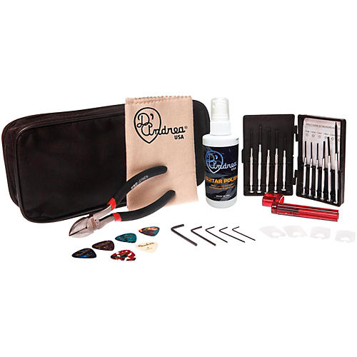 D'Andrea GMK1 Guitar Cleaner Maintenance Kit thumbnail