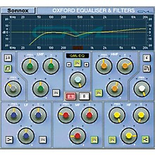 Sonnox GML Option for Oxford EQ (HD-HDX)