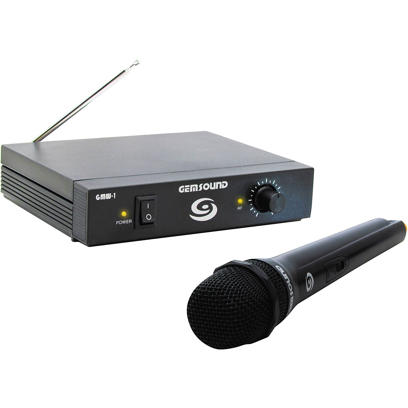 Gem Sound GMW-1 Single-Channel Wireless Mic System thumbnail