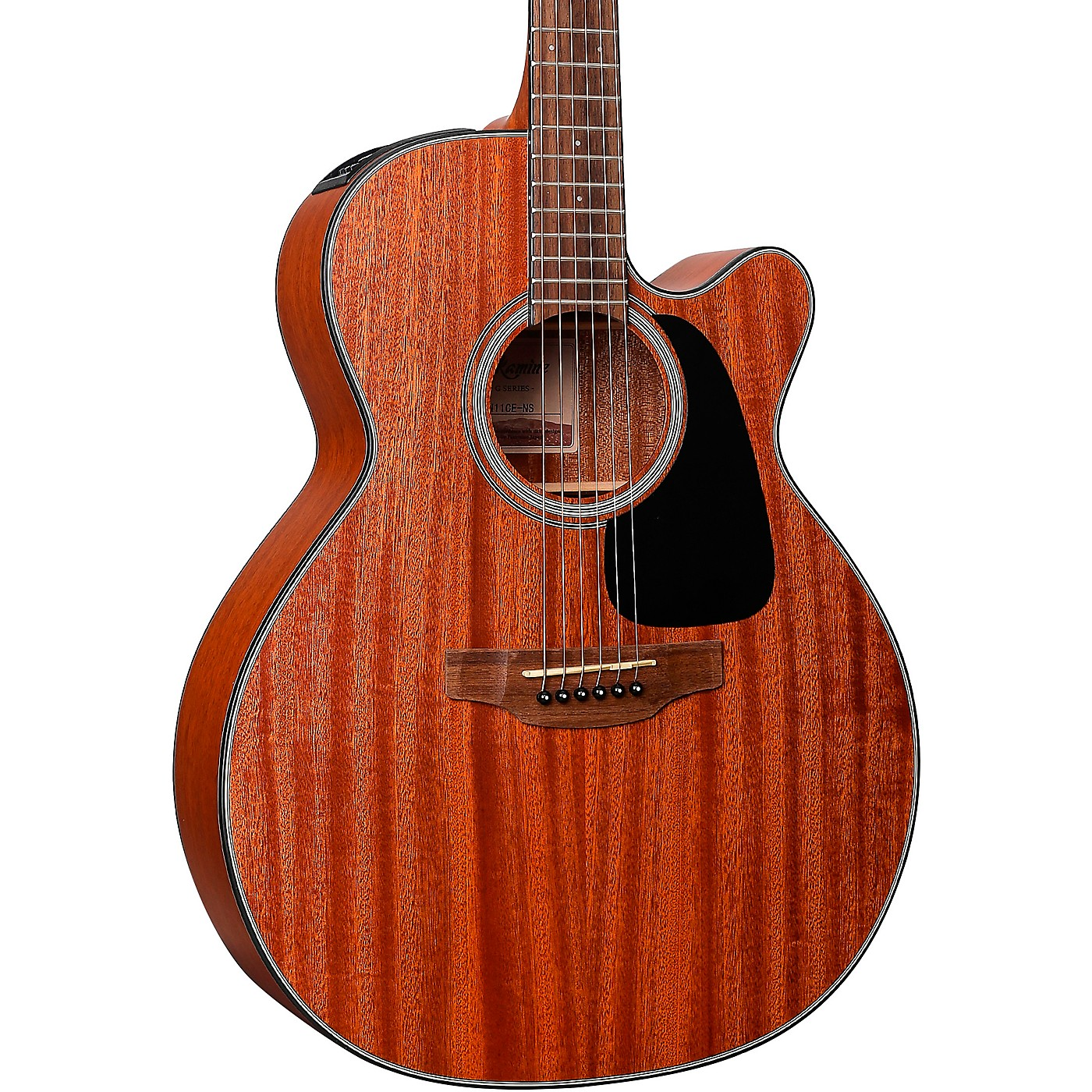 Takamine GN11MCE Acoustic-Electric Guitar thumbnail