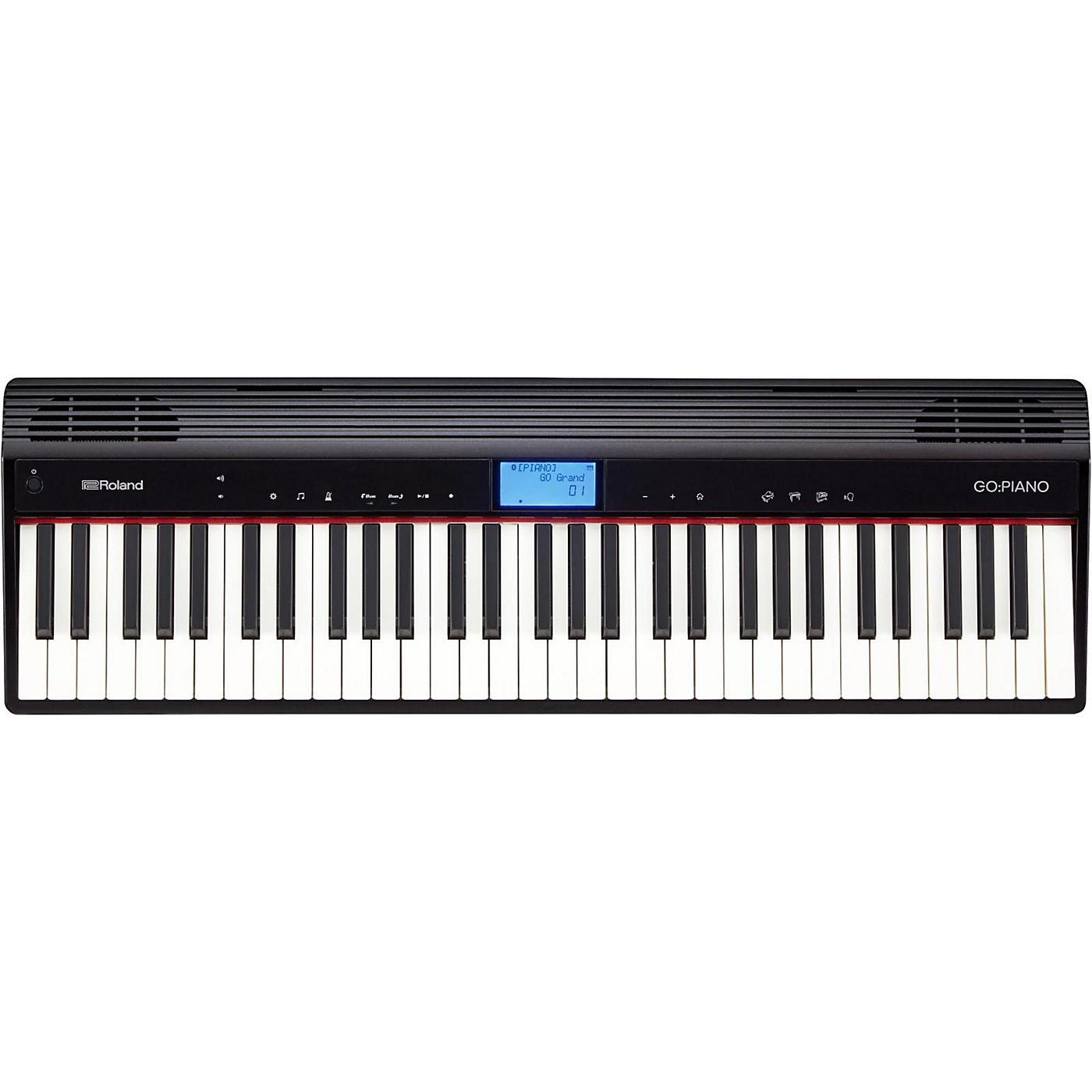 Roland GO:PIANO 61-Key Digital Piano thumbnail