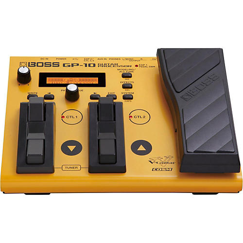 Boss GP-10S Guitar Effects Processor thumbnail