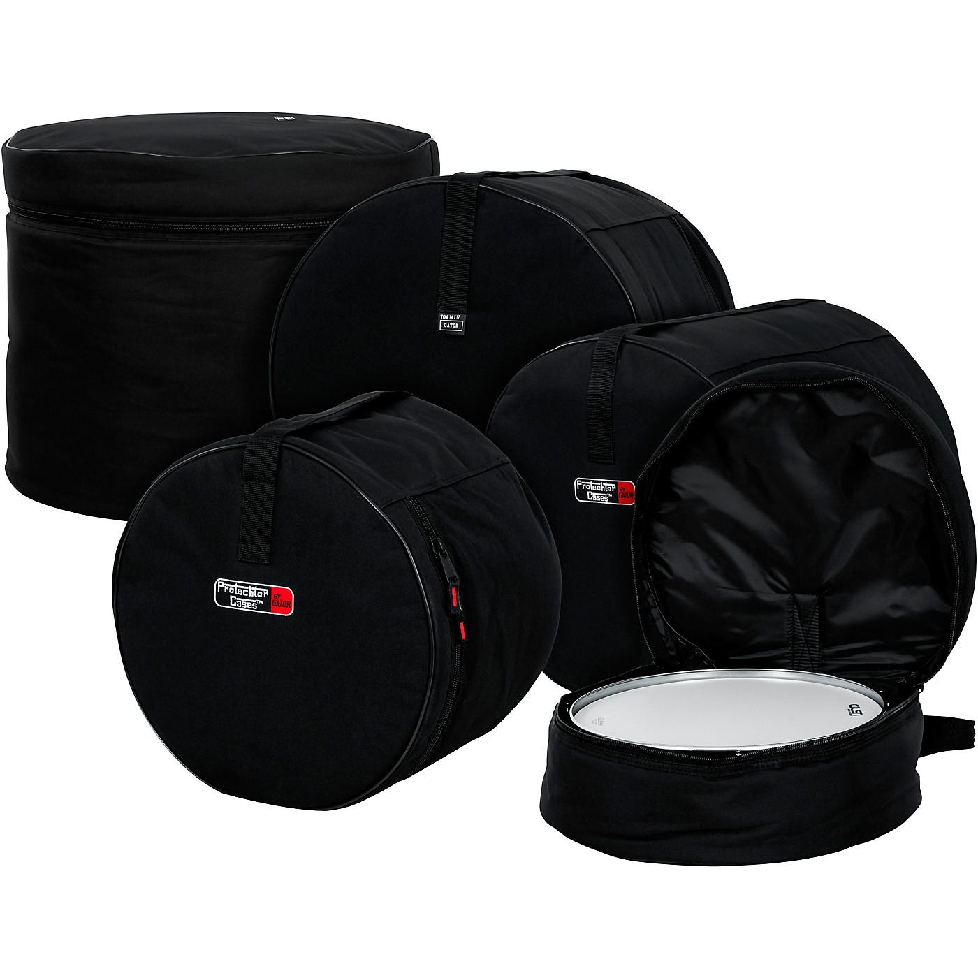 Gator GP-Fusion-100 5-Piece Padded Drum Bag Set thumbnail