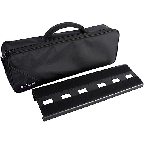 On-Stage GPB2000 Compact Pedal Board thumbnail