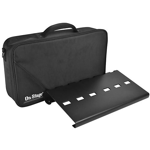 On-Stage GPB3000 Pedal Board with Gig Bag thumbnail
