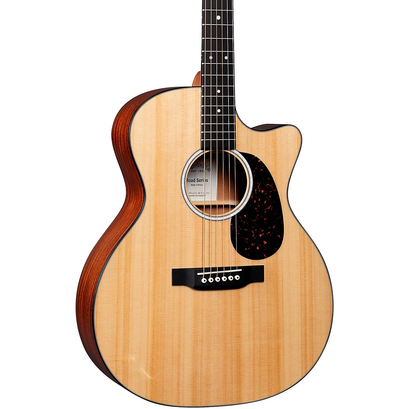 Martin GPC-11E Road Series Grand Performance Acoustic-Electric Guitar thumbnail