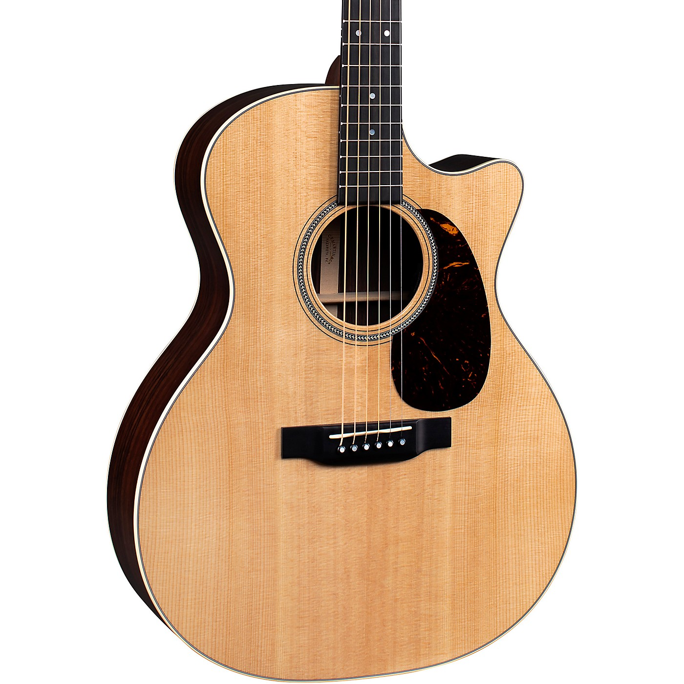 Martin GPC-16E 16 Series With Rosewood Grand Performance Acoustic-Electric Guitar thumbnail