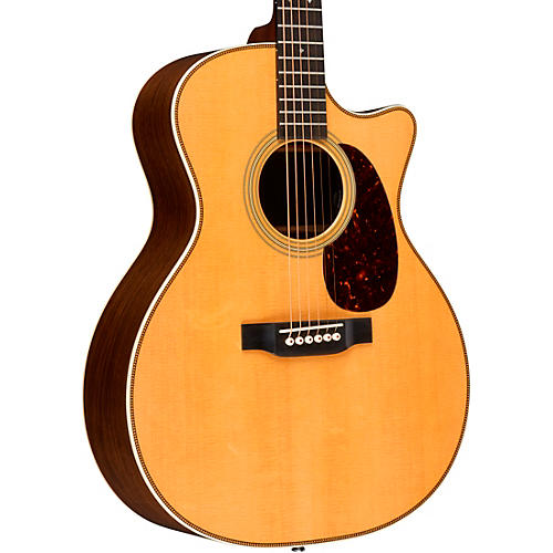 Martin GPC-28E Grand Performance Acoustic-Electric Guitar thumbnail