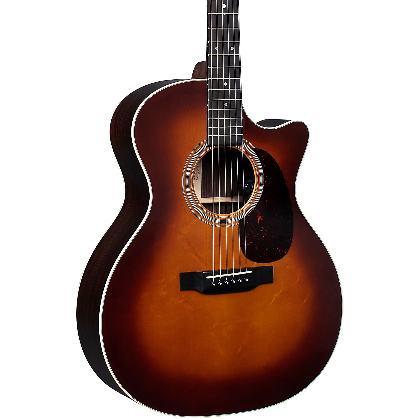 Martin GPC Special 16 Style Rosewood Grand Performance Acoustic-Electric Guitar thumbnail