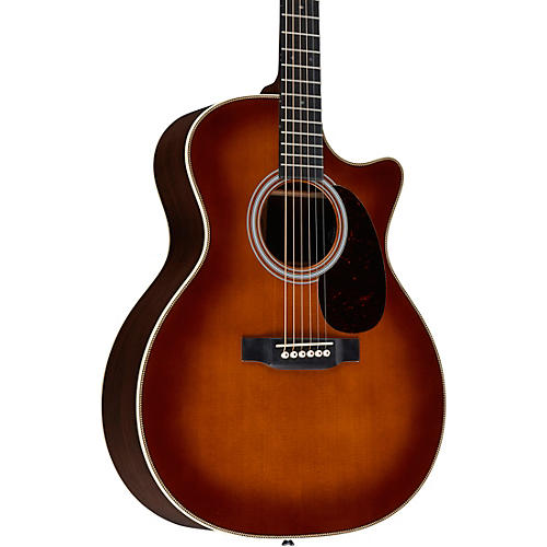 Martin GPC28E Ambertone Grand Performance Acoustic-Electric Guitar thumbnail