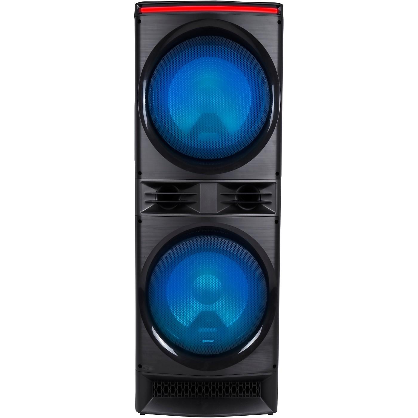 Gemini GPK-1200 Home Karaoke Party Speaker thumbnail