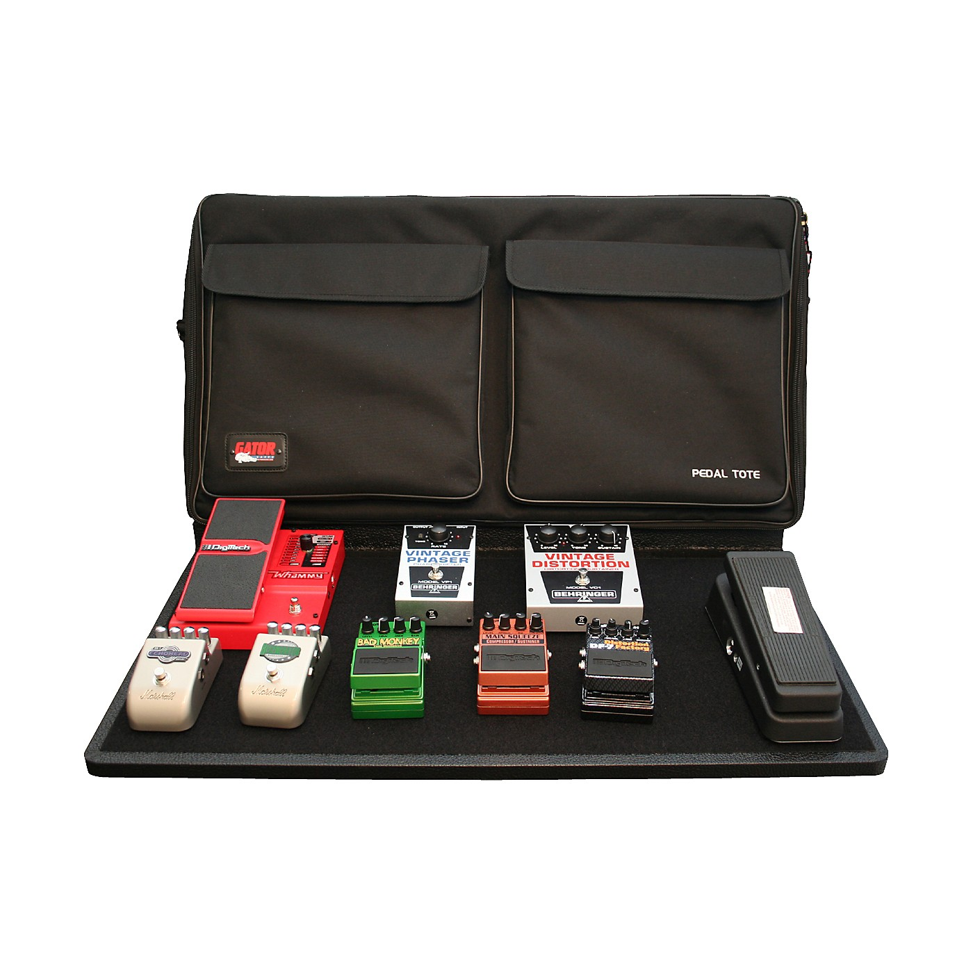 Gator GPT-PRO-PWR Powered Pedal Tote Pro Pedal Board with Bag thumbnail