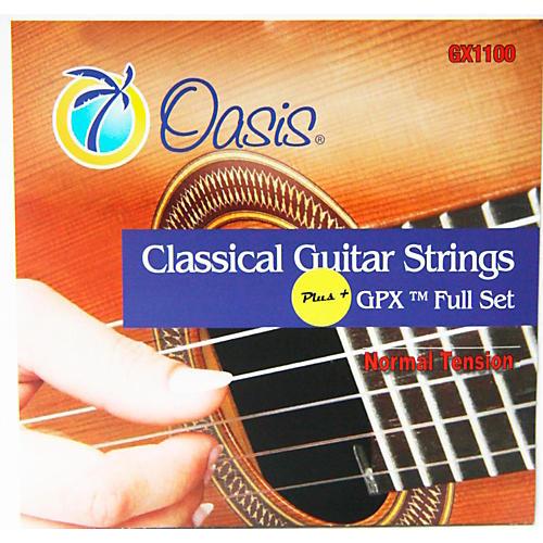 Oasis GPX+ Classical Guitar Carbon Trebles/Normal Tension Sostenuto Basses thumbnail
