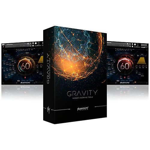 Heavyocity GRAVITY: Modern Scoring Tools Software Download thumbnail