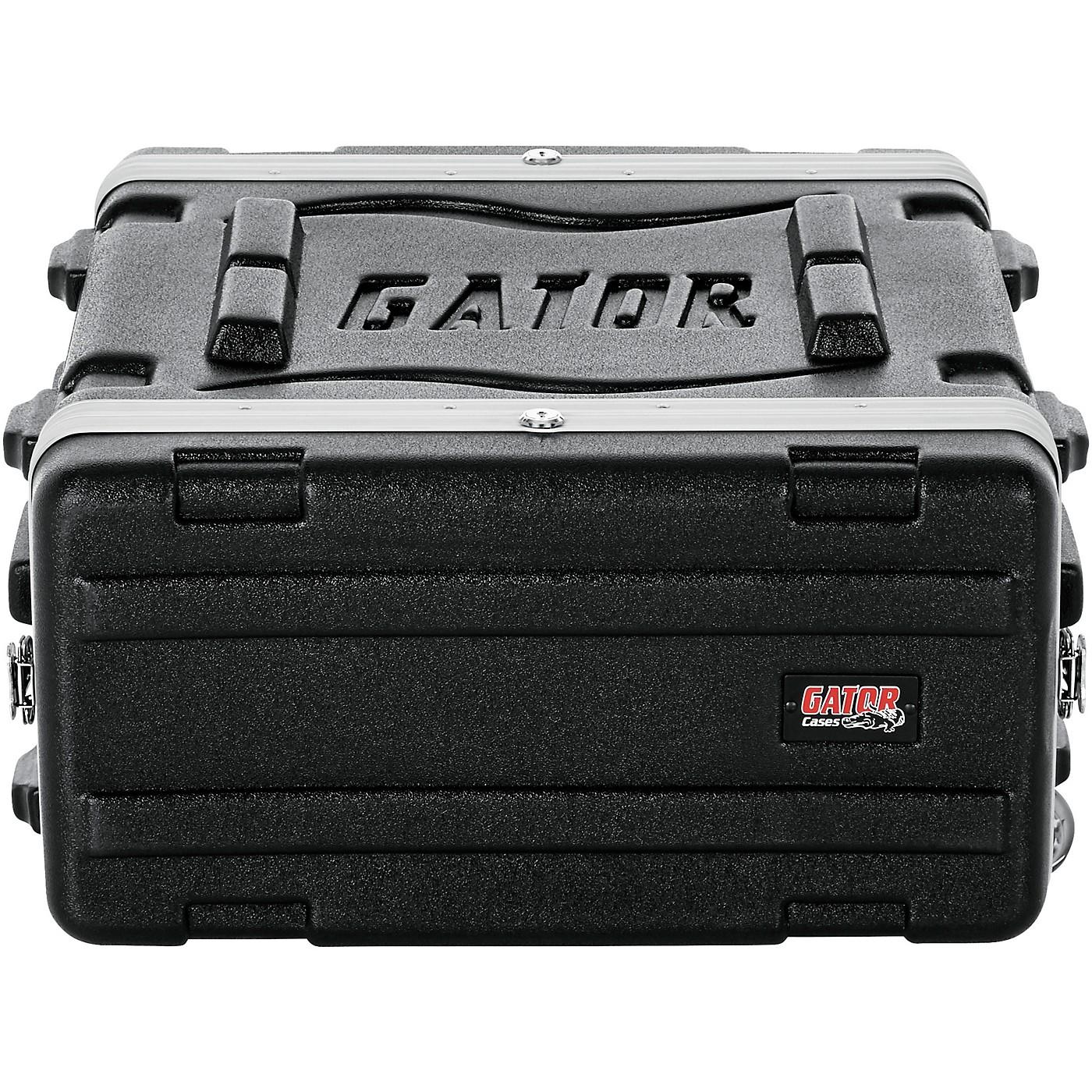 Gator GRR-4L Rolling ATA-Style Deluxe Rack Case thumbnail