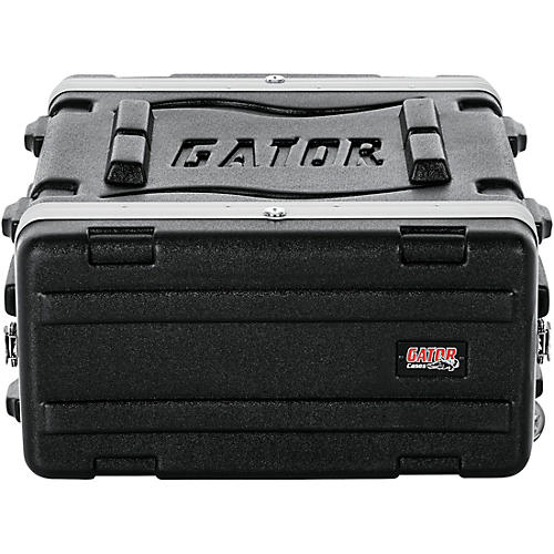Gator GRR-4L Rolling ATA-Style Deluxe Rack Case-thumbnail