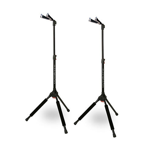 Ultimate Support GS-1000 Genesis Guitar Stand With Self-Closing Yoke 2-Pack thumbnail