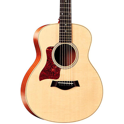 Taylor GS Mini Spruce and Sapele Left-Handed Acoustic Guitar-thumbnail