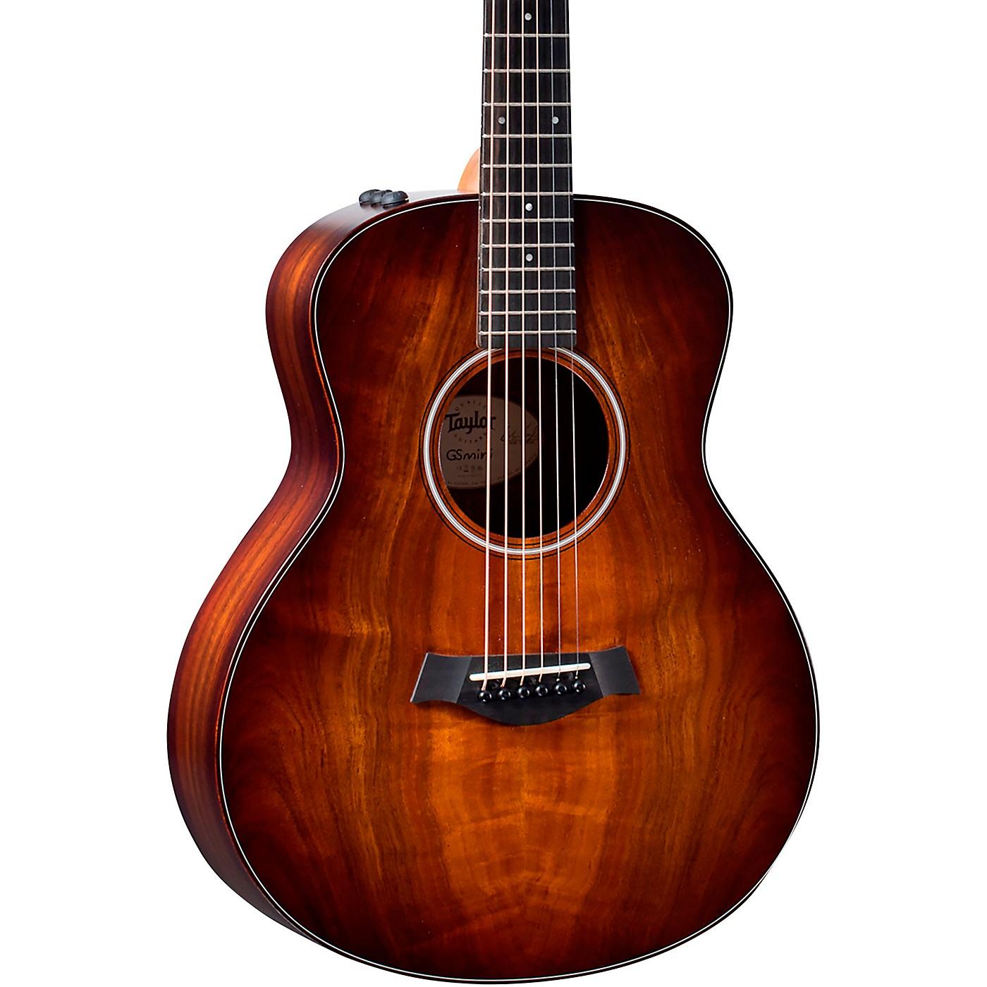 Taylor GS Mini-e Koa Plus Acoustic-Electric Guitar thumbnail