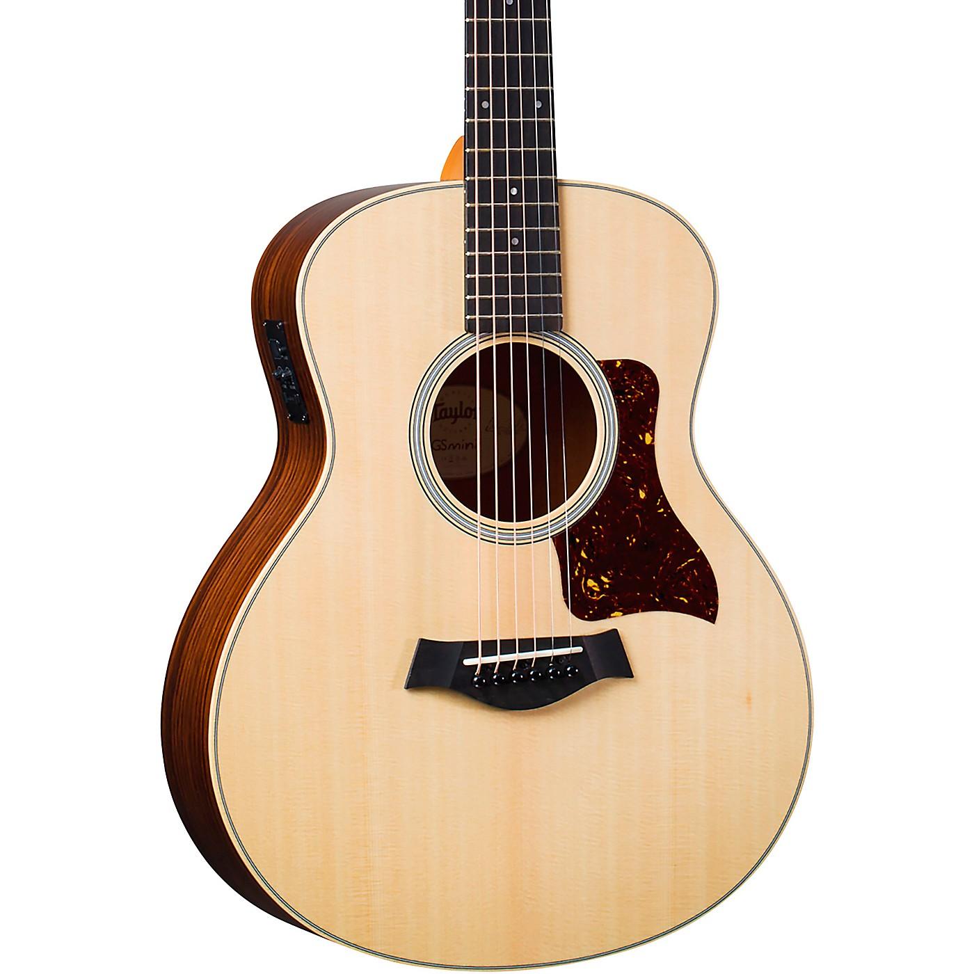 Taylor GS Mini-e Rosewood Acoustic-Electric Guitar thumbnail