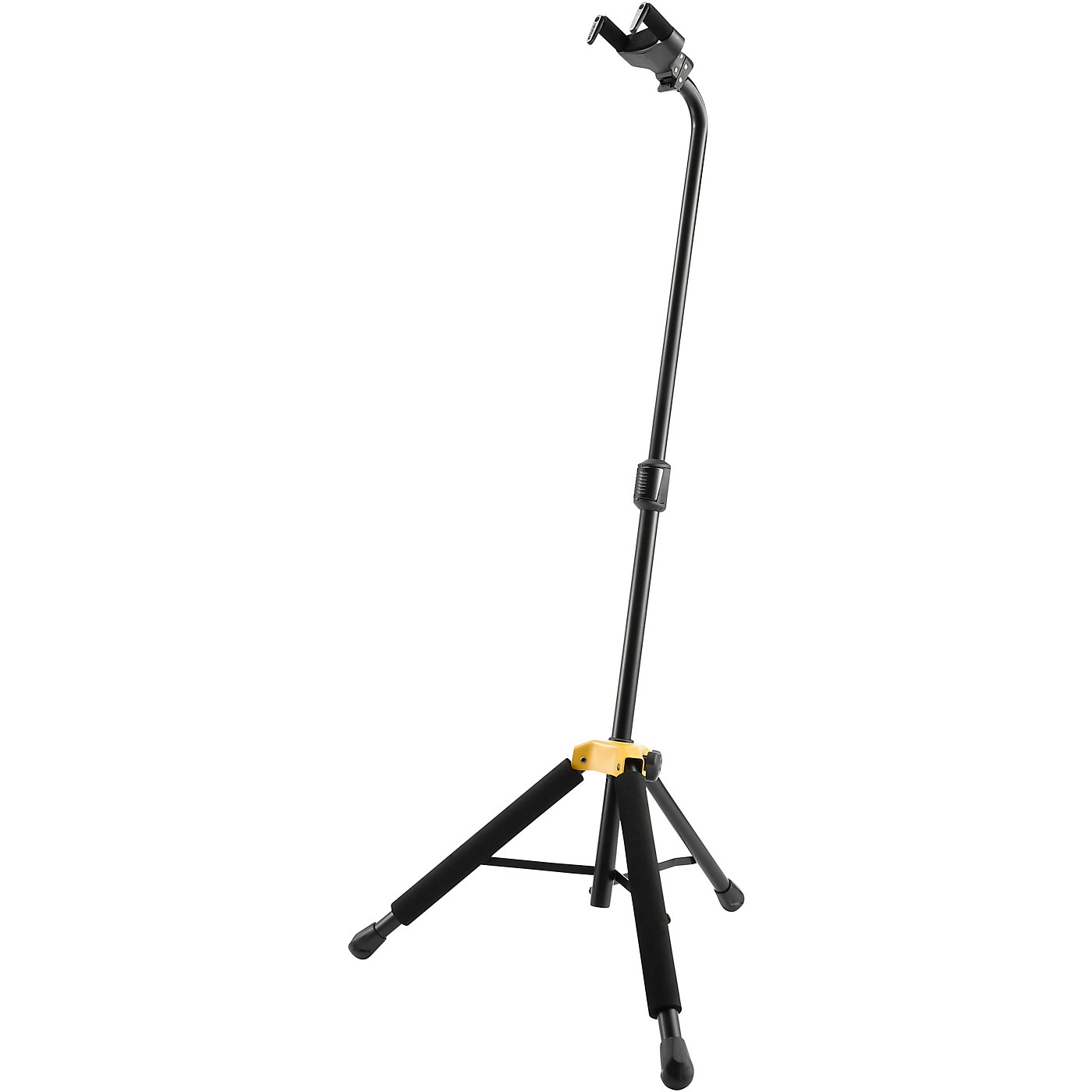 Hercules GS414B PLUS Auto Grip System (AGS) Single Guitar Stand thumbnail