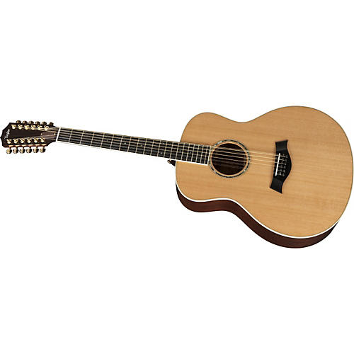 Taylor GS5-12 Left-Handed 12-String Grand Symphony Acoustic Guitar (2011 Model)-thumbnail